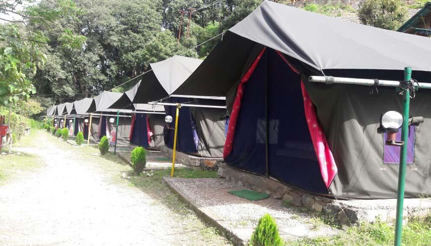 & Swiss Tent